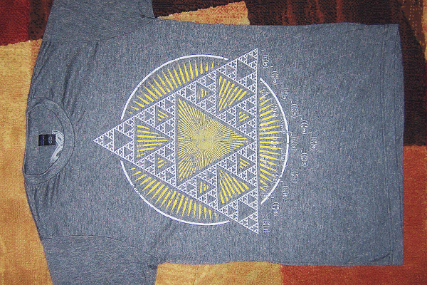 Banner for Sierpinski Shirt