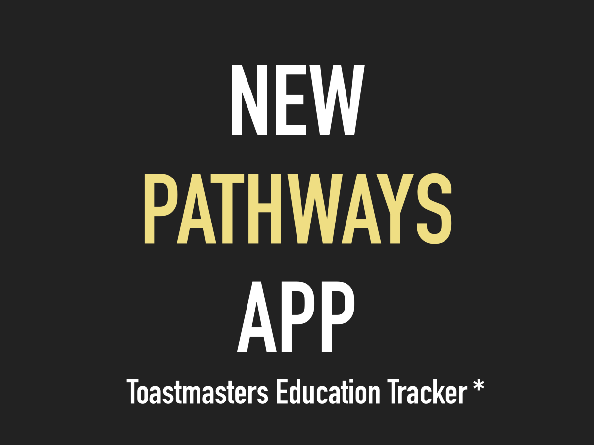 Our New Pathways App