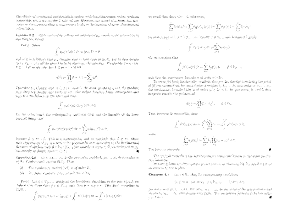 Mathematical proofs can teach us how to write tests